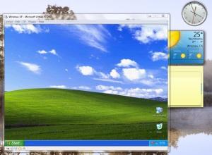 Nowy tryb XP to dużo więcej niż maszyna wirtualna z Windows XP uruchomiona pod Windows 7