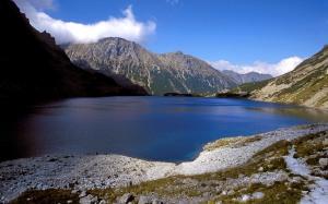 Szlak Turystyczny nad Czarnym Stawem, Tatrzański Park Narodowy